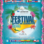 FESTIVAL LATINO DE LEXINGTON 2019